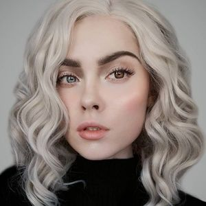 Gray Ash Blonde Beauty Bob Lace Front Wig